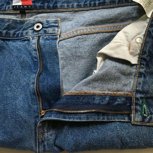 Tommy Hilfiger Jeans - Tommy Hilfiger Mens Jeans Medium Wash Denim Zip 40